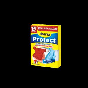 Lingettes protection vêtements en couleur