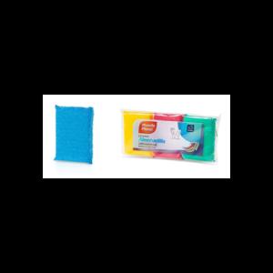 Coussinet bleu x3