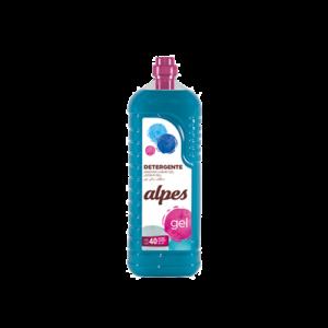 Lessive liquide Alpes Gel 40D